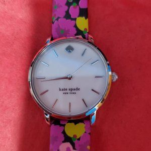 Kate Spade New York Floral Watch